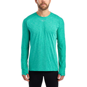 saucony Breakthru Long Sleeve Shirt Men, columbia
